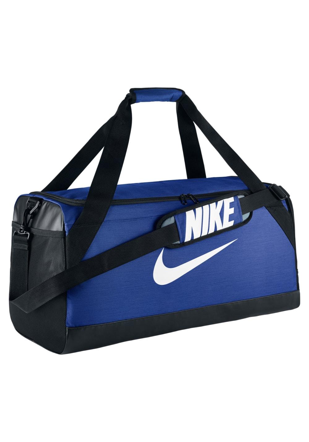 Nike Brasilia Medium Training Duffel Bag - Sporttaschen für Herren - Blau