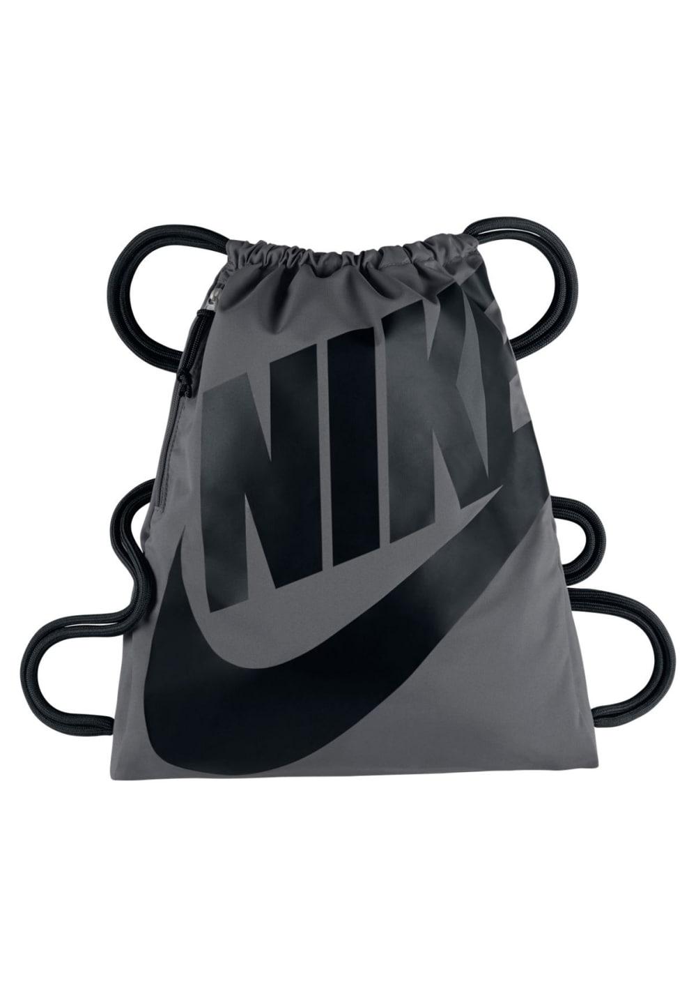 Nike Heritage Gymbag Sporttaschen - Schwarz