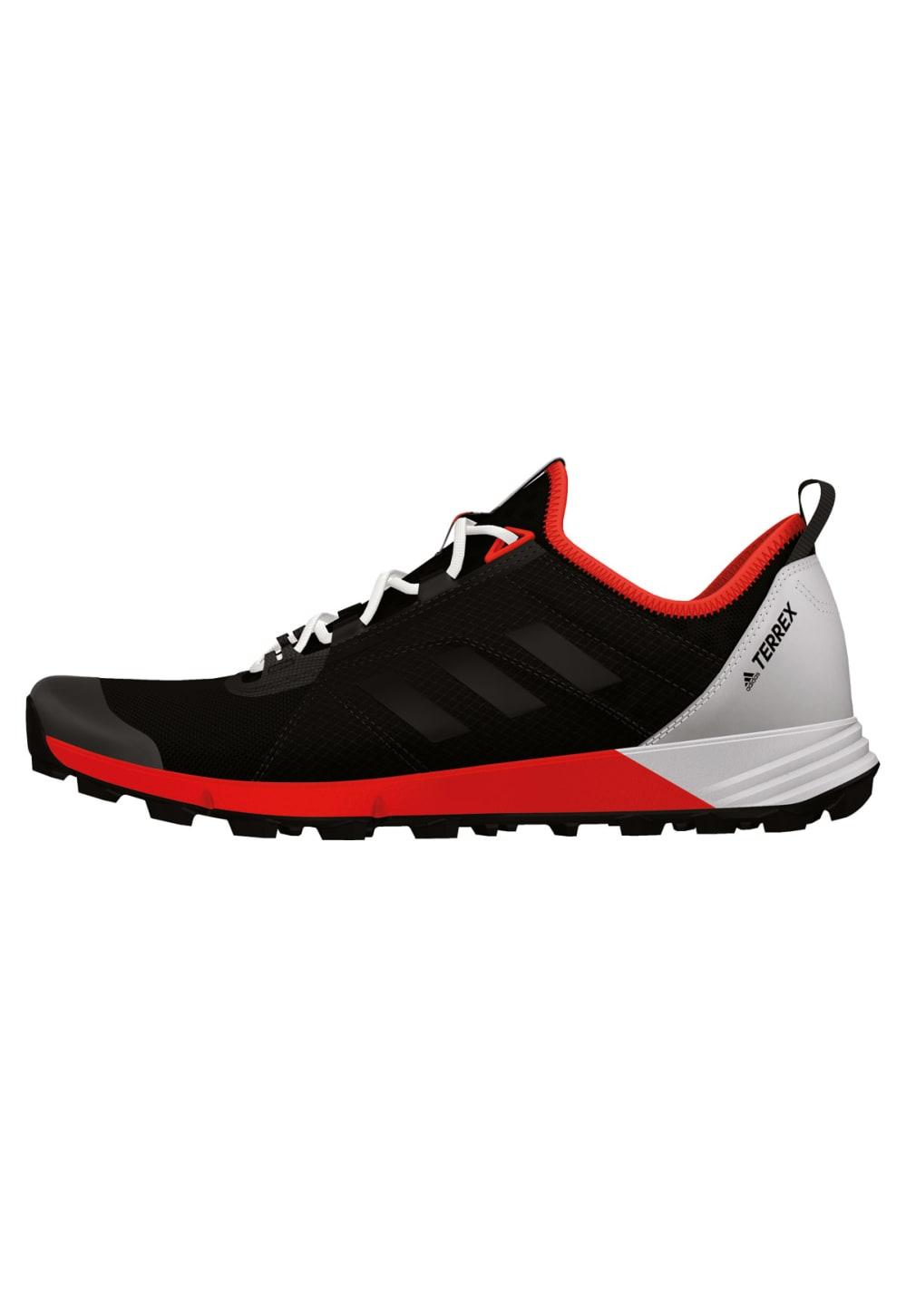 Schwarz Outdoorschuhe Für Herren Speed Adidas Terrex Agravic n8kP0wO