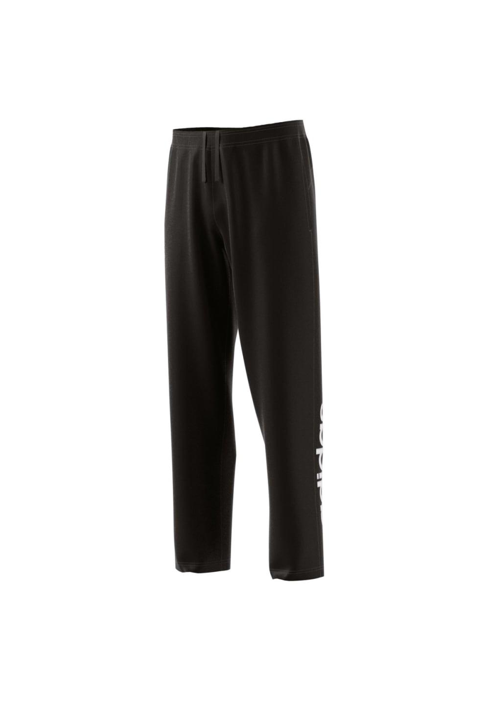adidas Essentials Linear Stanford Pant - Fitnesshosen für Herren - Schwarz