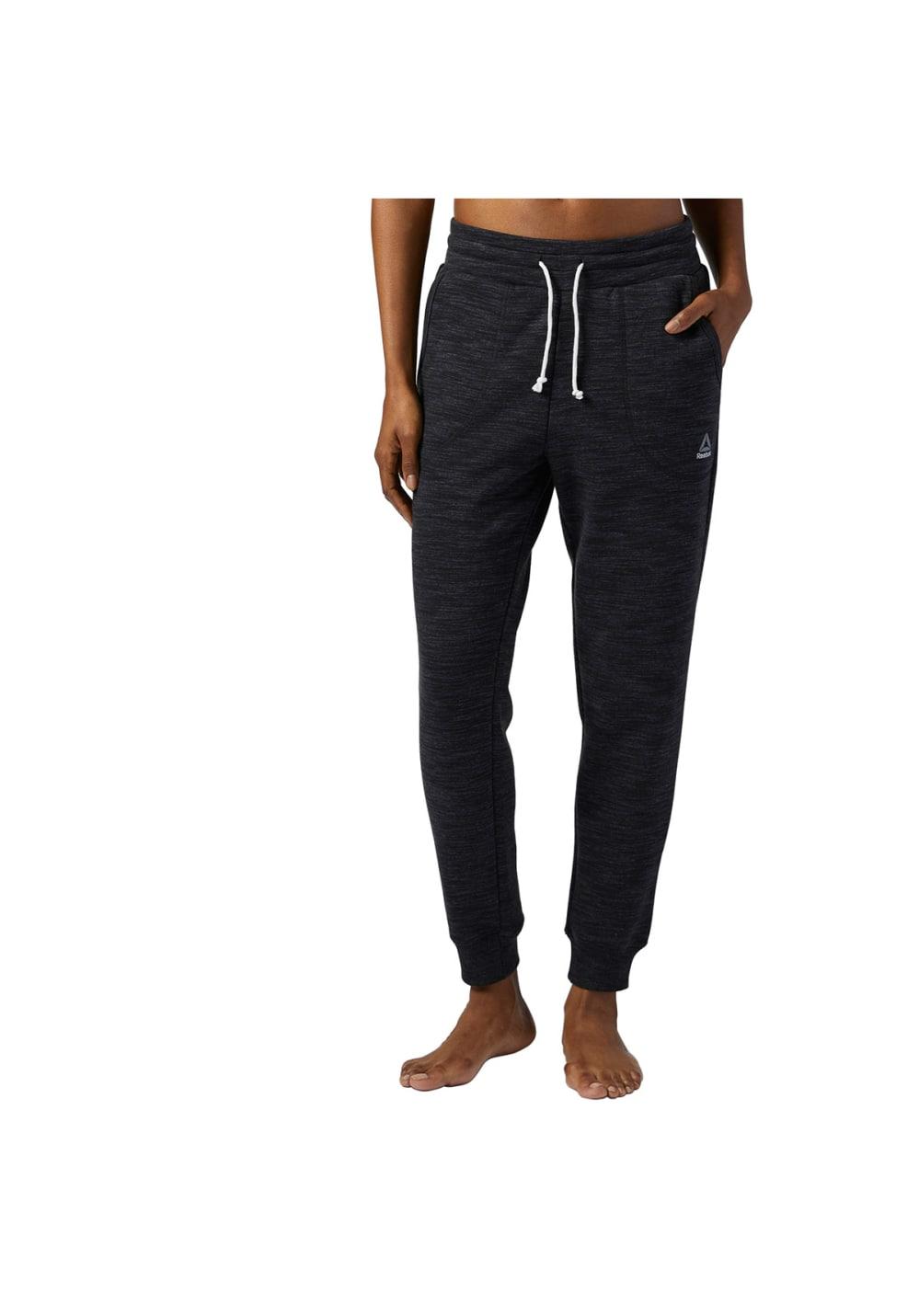 Pantalons Femme Reebok Fitness Pant Pour Elements Marble Gris DH29IEW