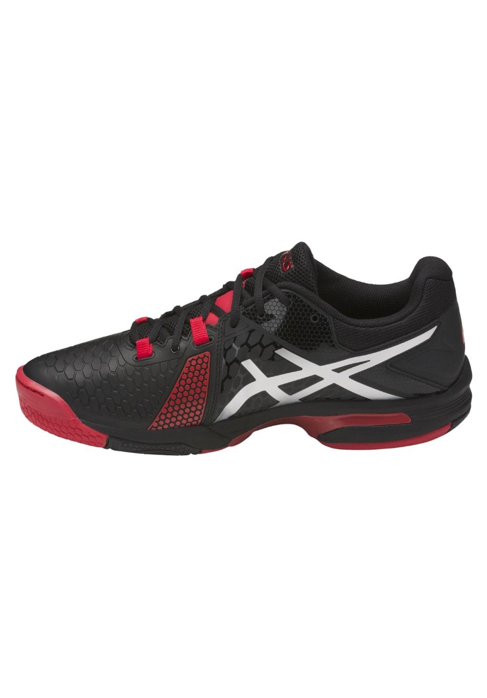Pour Noir Homme Chaussures Blast 21run Gel Asics 7 Handball Pq00ZX
