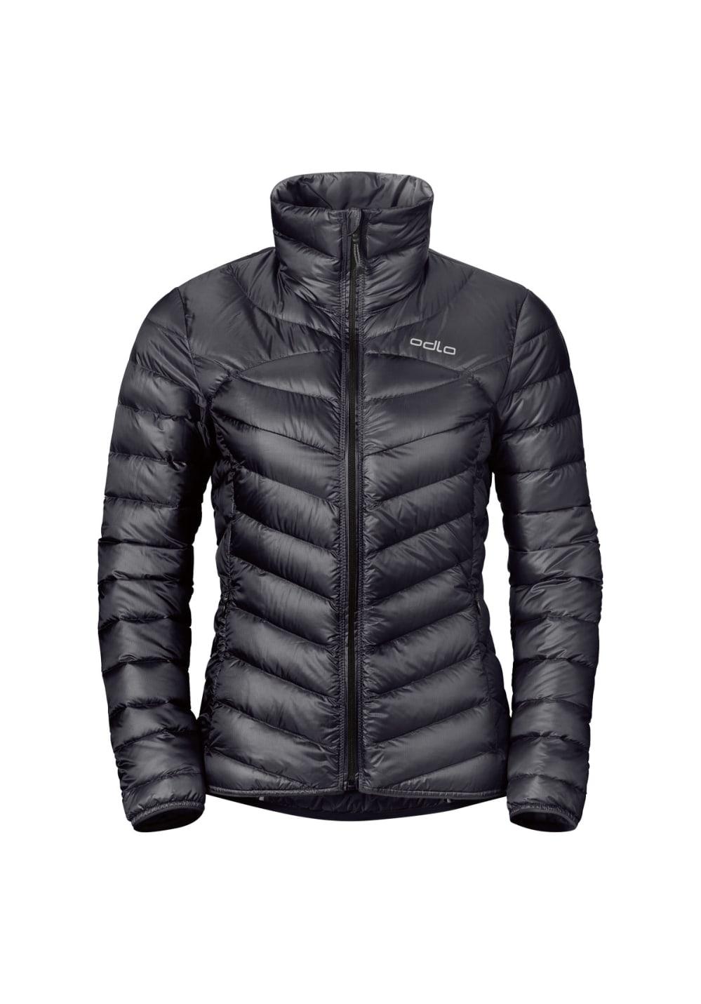 Odlo Jacket Air Cocoon - Laufjacken für Damen - Schwarz, Gr. M