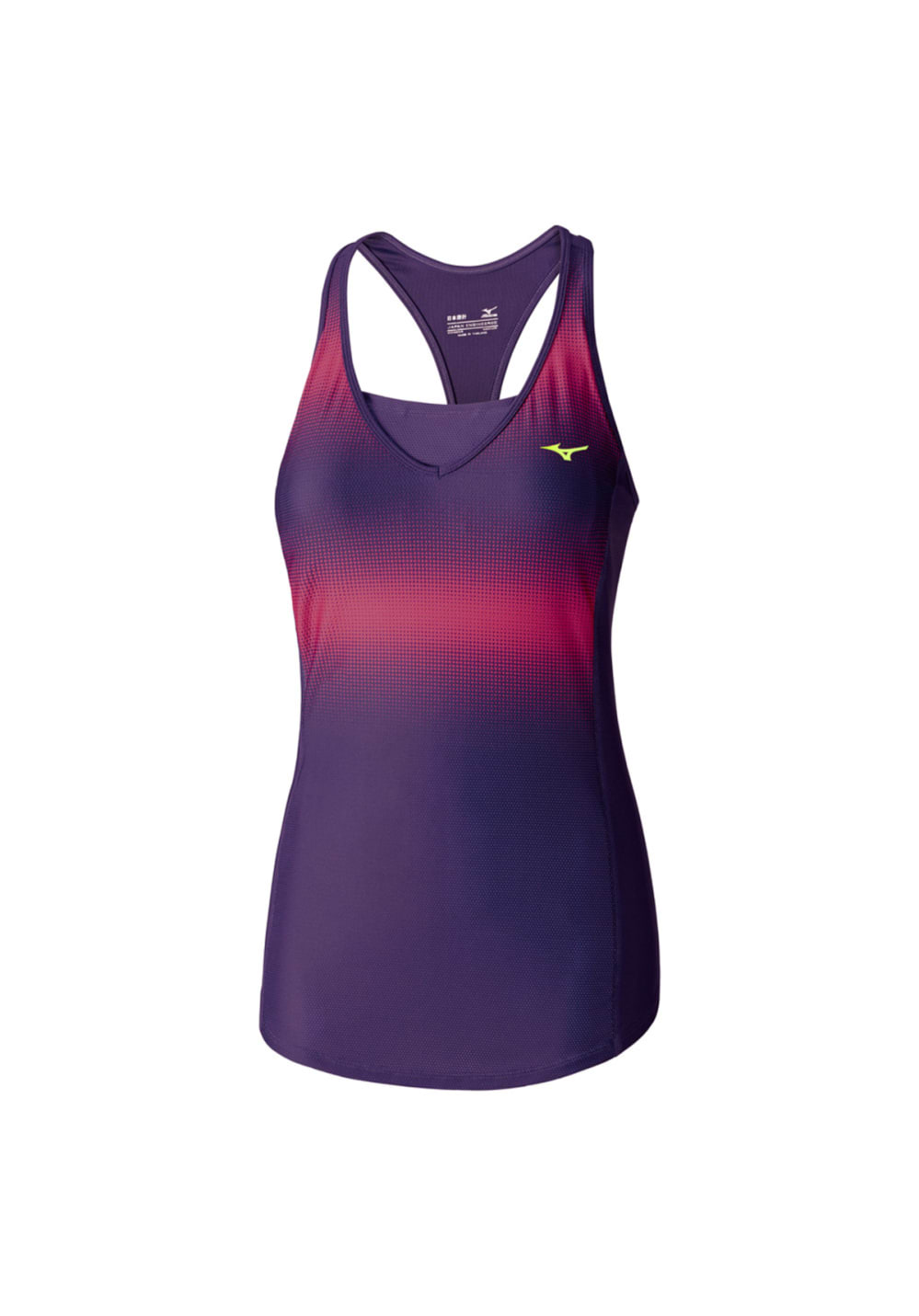 Mizuno Speed Dot Support Tank - Laufshirts für Damen - Lila, Gr. XS