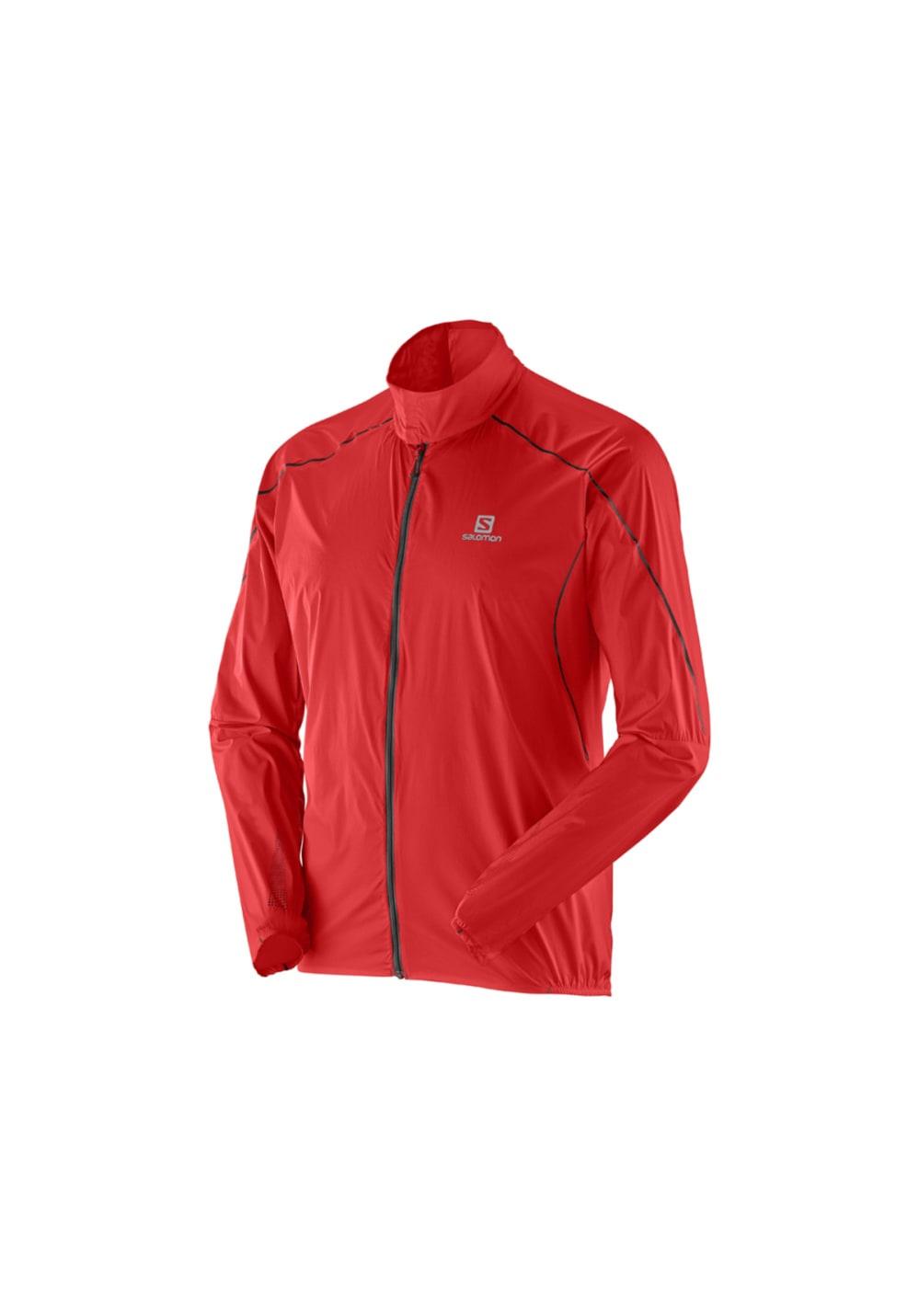 Chaquetas Hombre Lab Running S Para De Jacket Light Salomon Rojo U8TInWq5U