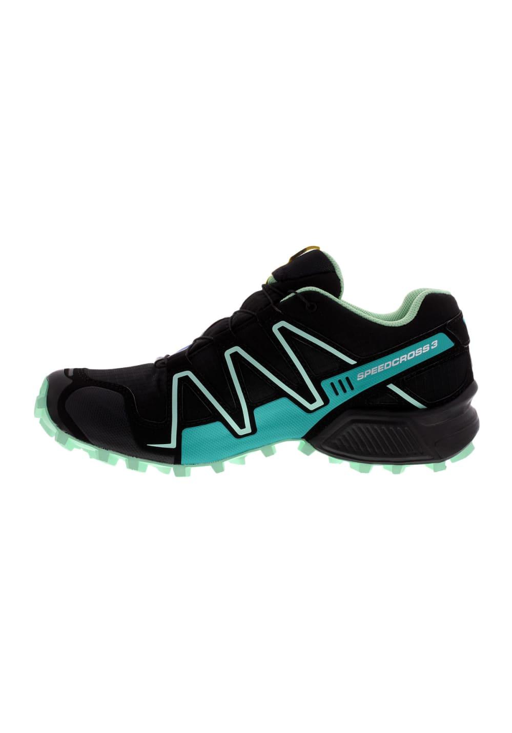 Running Pour Salomon Chaussures Gtx 3 Noir21run Speedcross Femme F1c3KTlJ