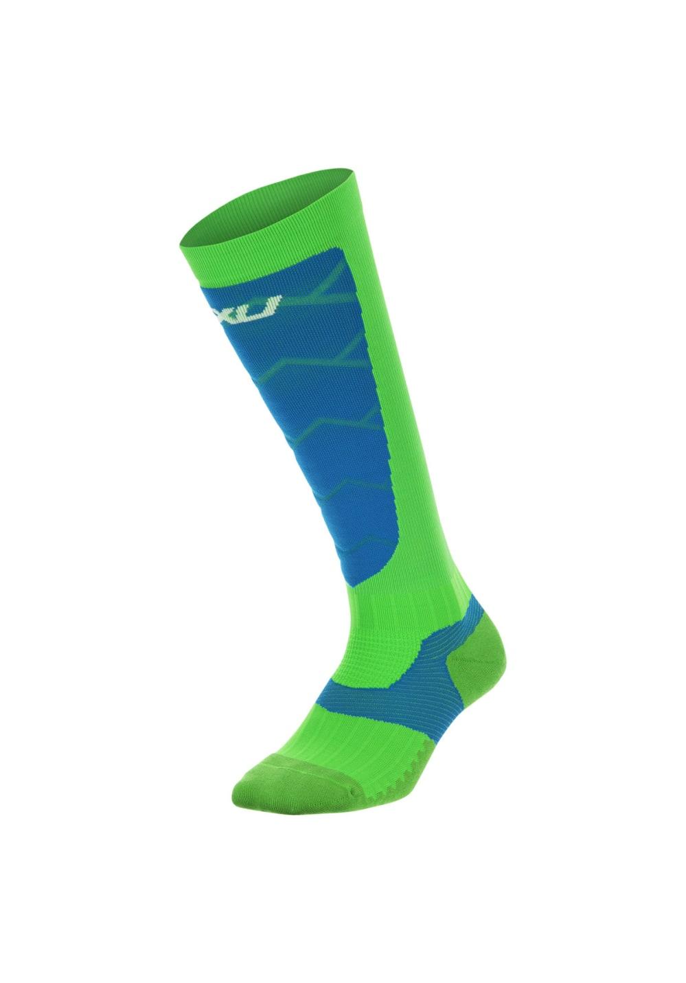 2XU Elite Alpine Compression Socks - Kompression für Herren - Grün