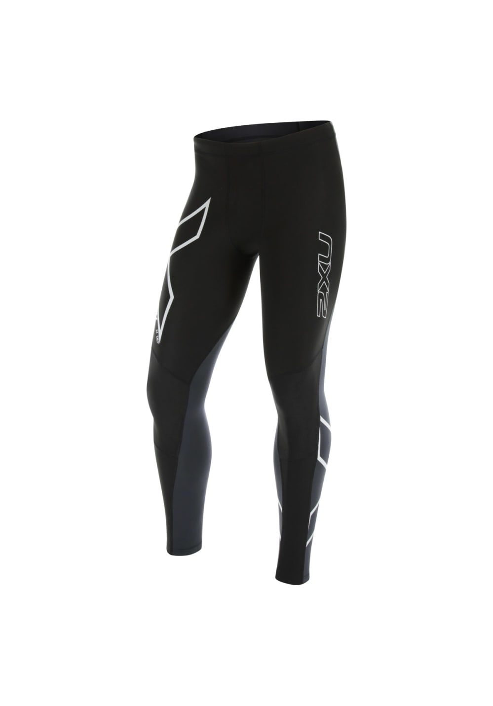 2XU G:2 Wind Defence Thermal Compression - Kompression für Herren - Schwarz