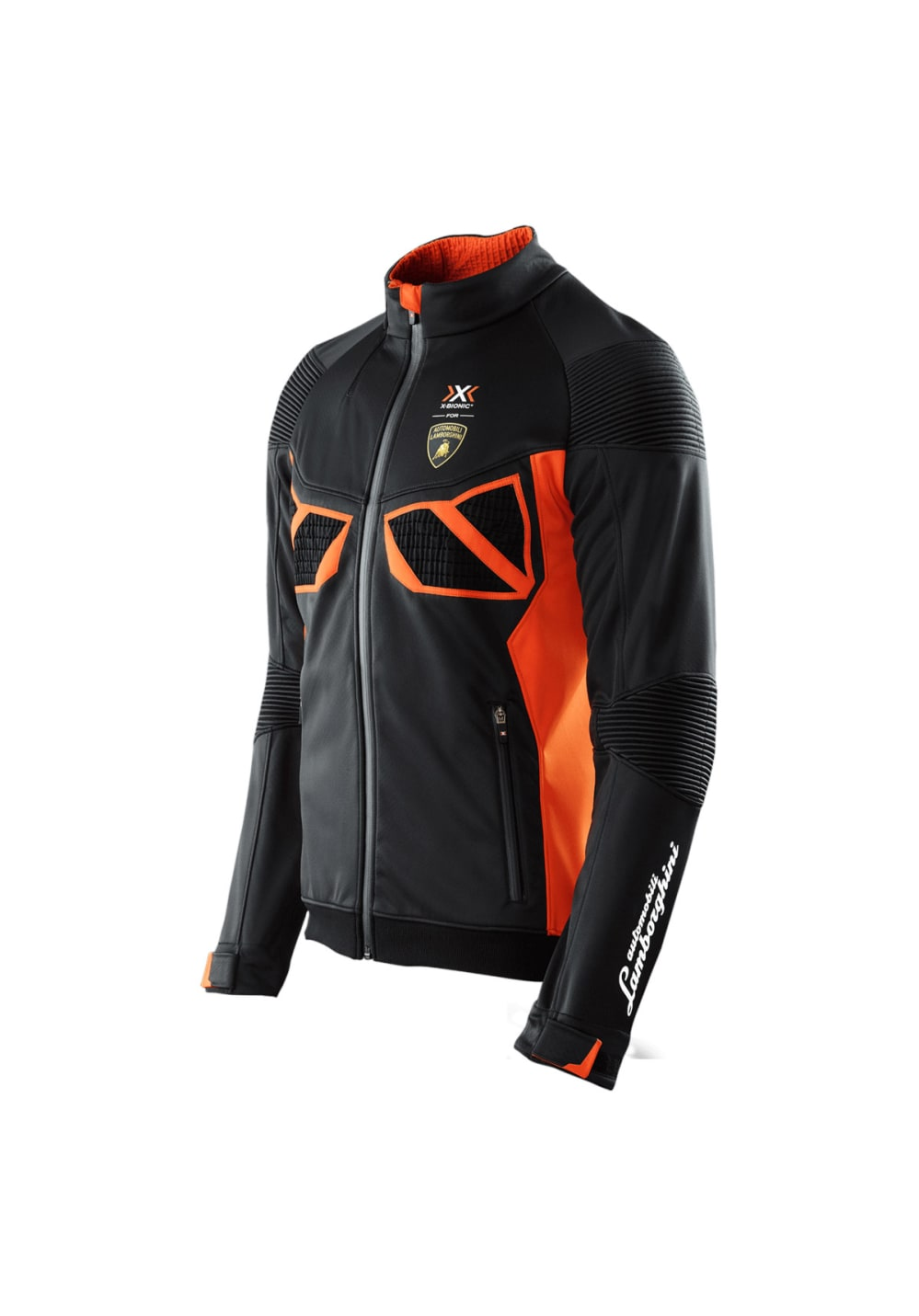 X-Bionic for Automobili Lamborghini Freeride Equilibrate Ow Jacket_FR Hommes Accessoires running