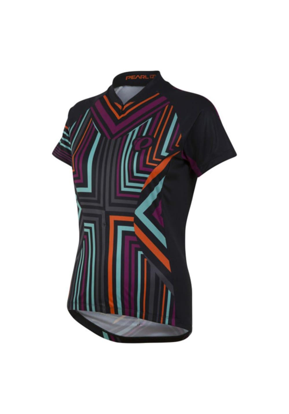 Sportmode für Frauen - Pearl Izumi Select LTD Short Sleeve Jersey Radtrikots für Damen Schwarz  - Onlineshop 21Run