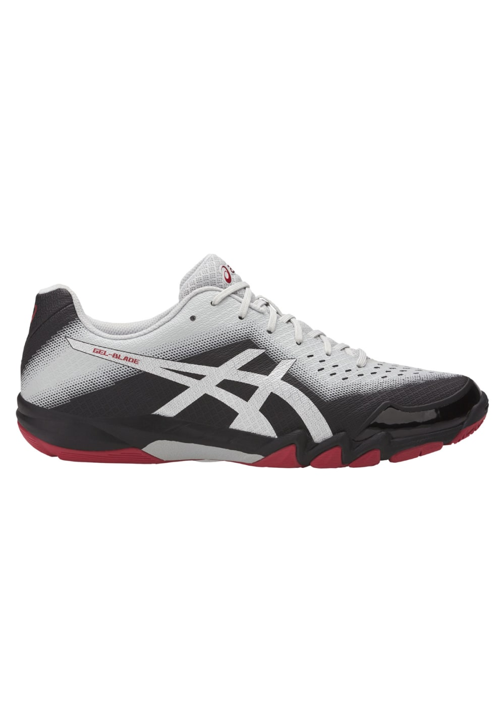 Pour Sports Chaussures En Homme Gris Salle Asics 6 Gel Blade W2YDH9EI