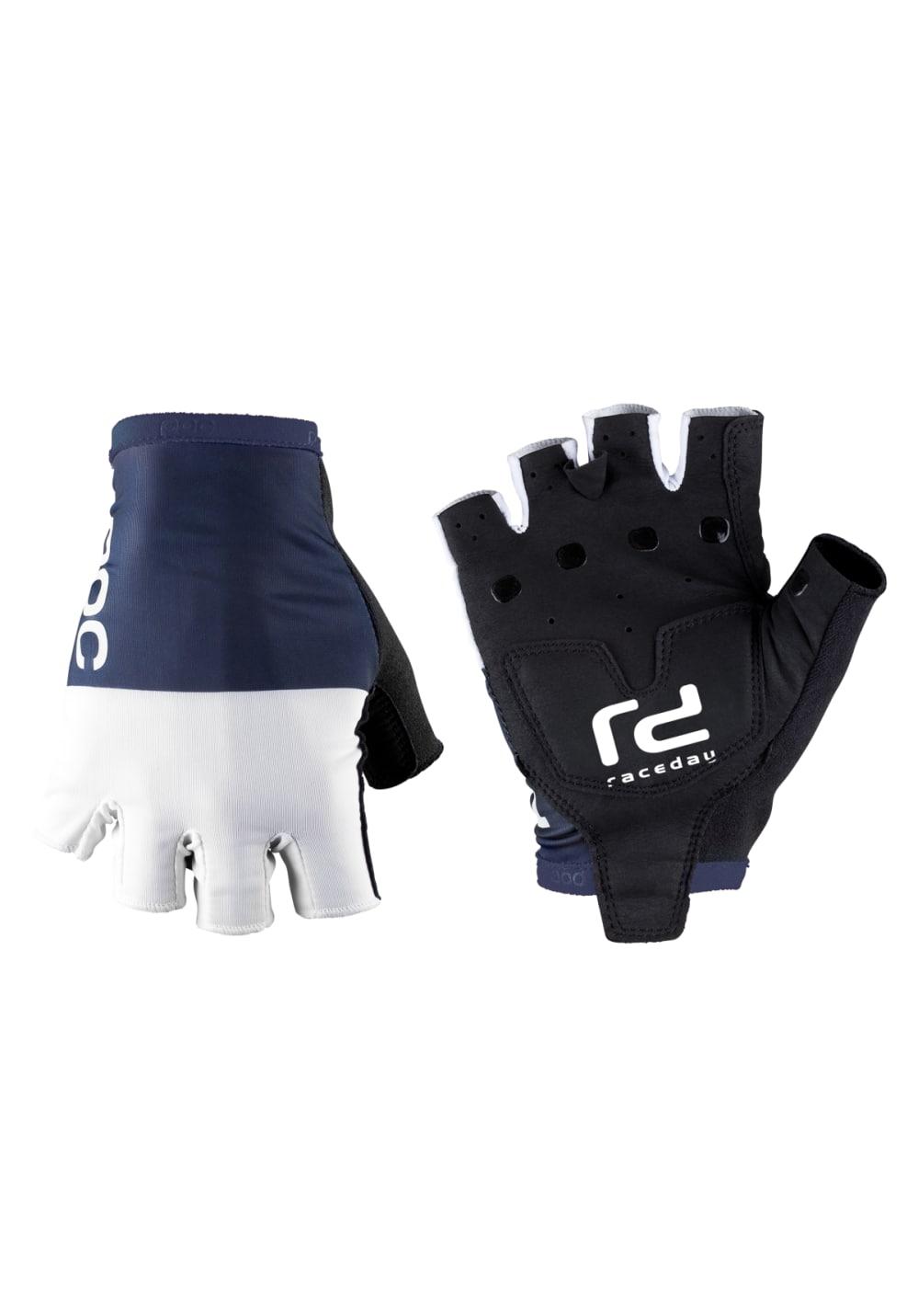 POC Raceday Glove Radhandschuhe - Blau, Gr. S