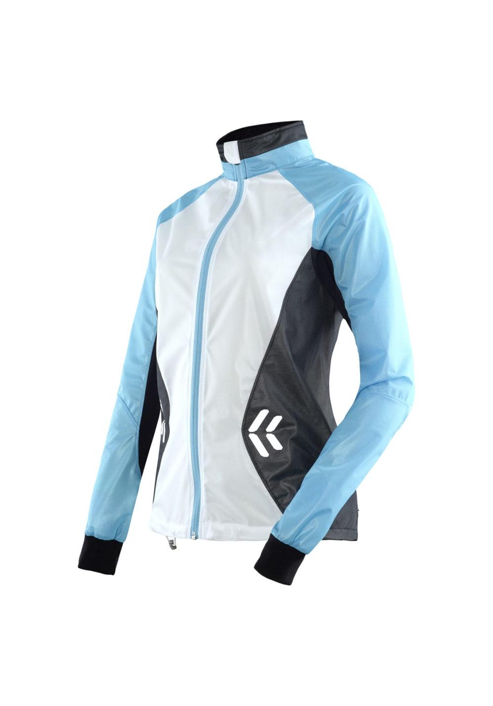 X-Bionic Running AE Spherewind Jacket - Laufjacken für Damen - Blau, Gr. XS