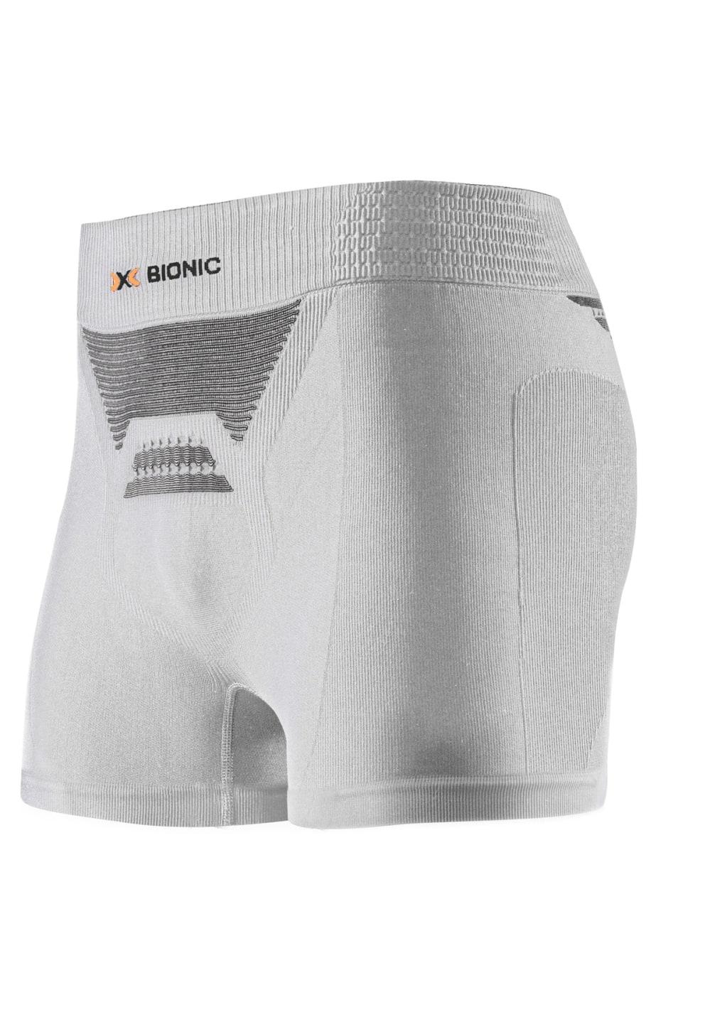 X-Bionic Energizer MK 2 Boxer Shorts - Funktionsunterwäsche für Herren - Grau,