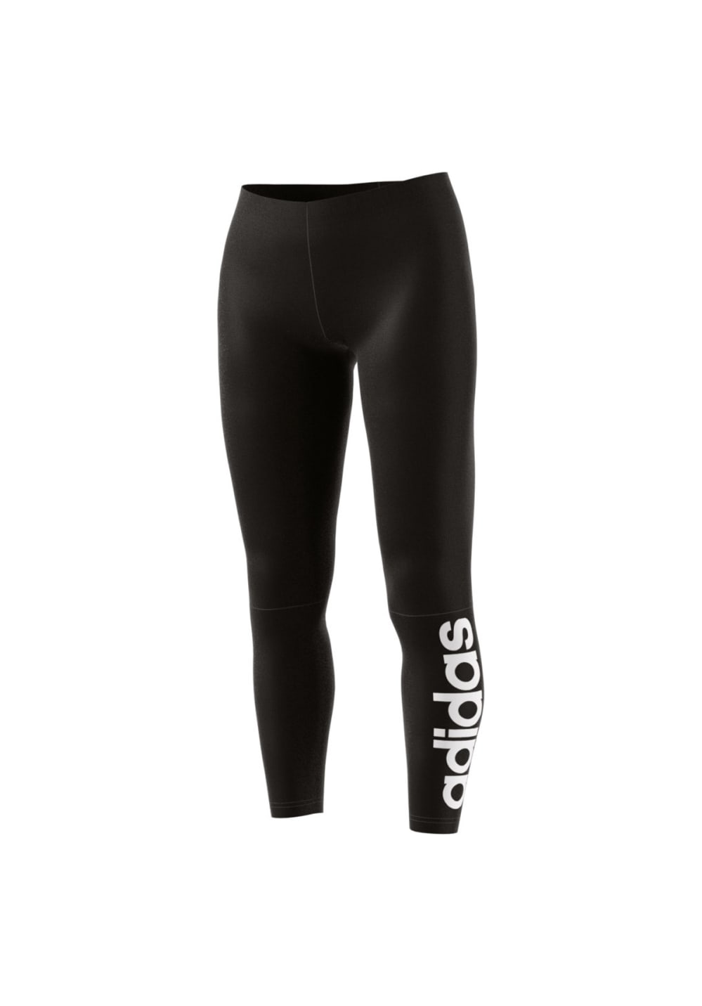 adidas Essentials Linear Tight - Fitnesshosen für Damen - Schwarz