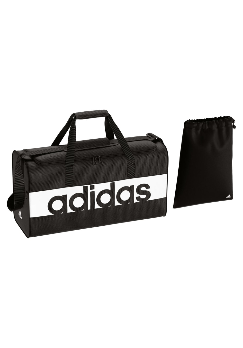 adidas Linear Performance Teambag Medium Sporttaschen - Schwarz