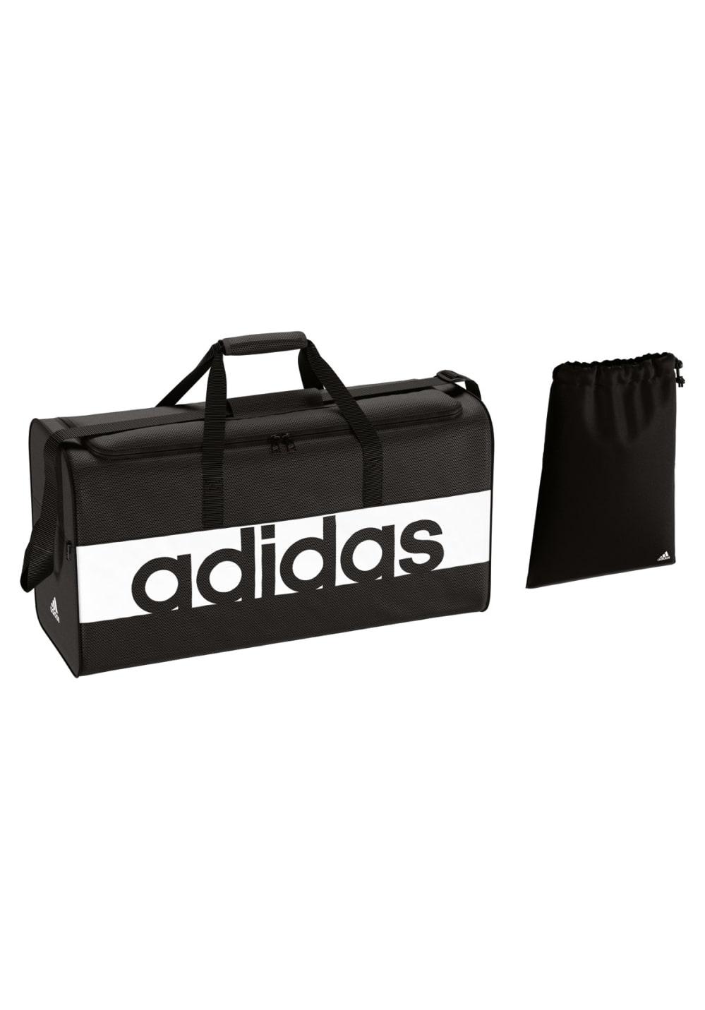 adidas Linear Performance Teambag L Sporttaschen - Schwarz