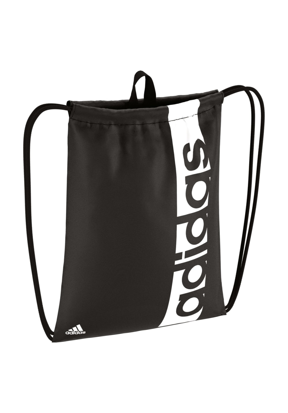 adidas Linear Performance Gymbag Sporttaschen - Schwarz