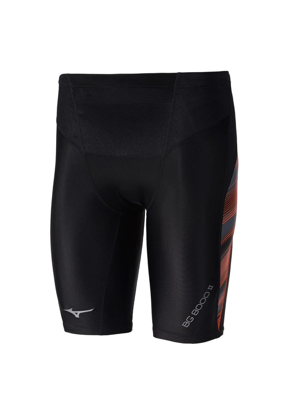 Mizuno BG8000-2 Mid Tights Hommes Pantalons course