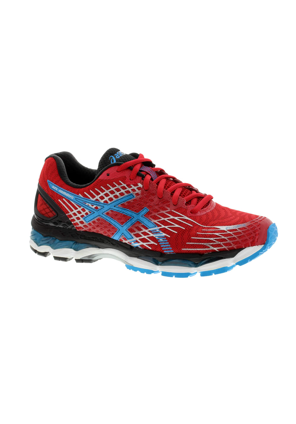 Nimbus Homme Gel 17 Chaussures Pour Asics Running Rouge hQdtsrC