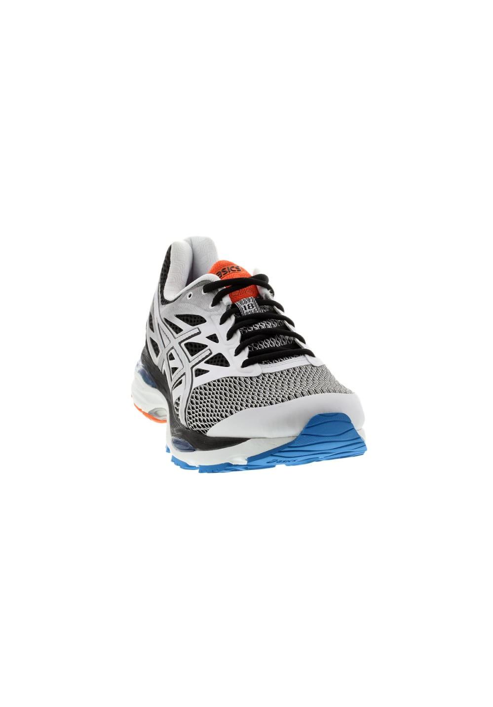 Running Chaussures Homme Gris Pour Gel Cumulus Asics 18 H9ED2I