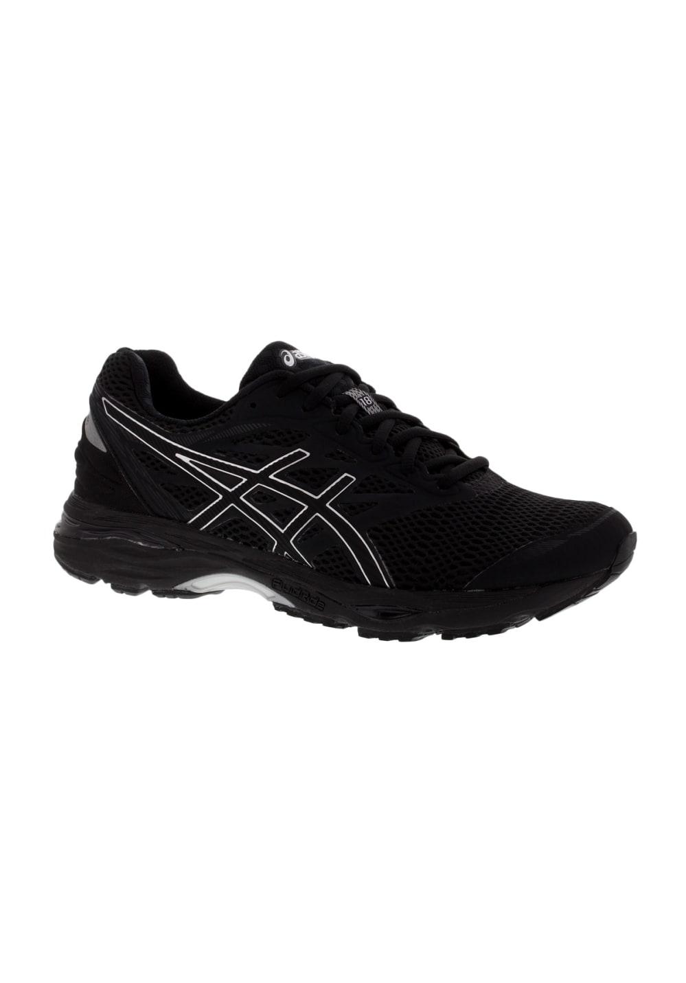 Noir Chaussures Cumulus Asics 18 Femme Gel Running Pour AL4R3j5