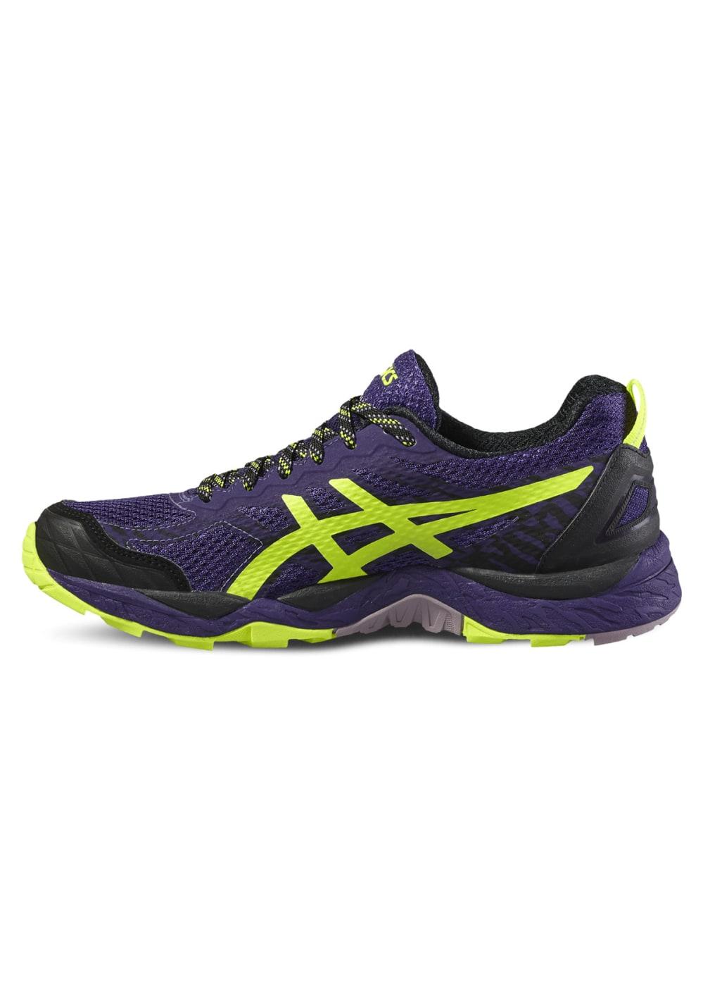 Femme 5 Pour Running Chaussures Noir G Tx Gel Asics Fujitrabuco tdCxQshr