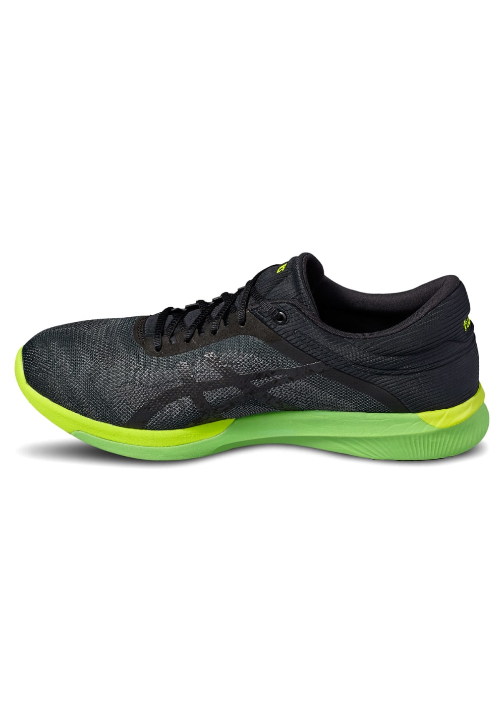 Rush Homme Chaussures Running Noir Asics Fuzex Pour 7vY6gbfy