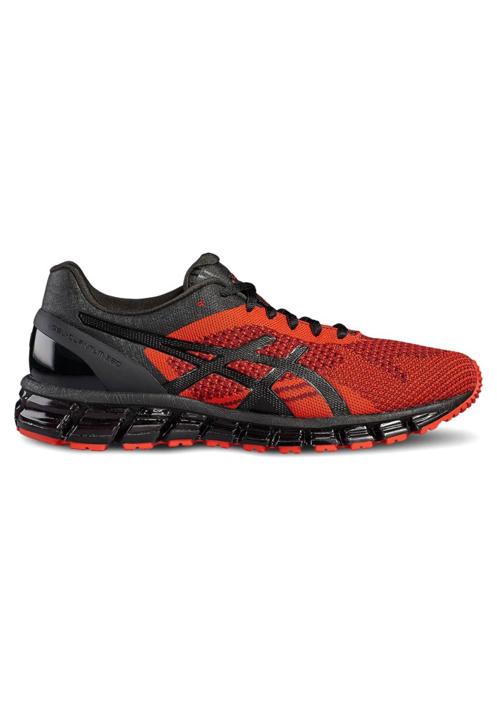 Quantum 360 Pour Knit Homme Noir Running Gel Chaussures Asics WrCEBoQdxe