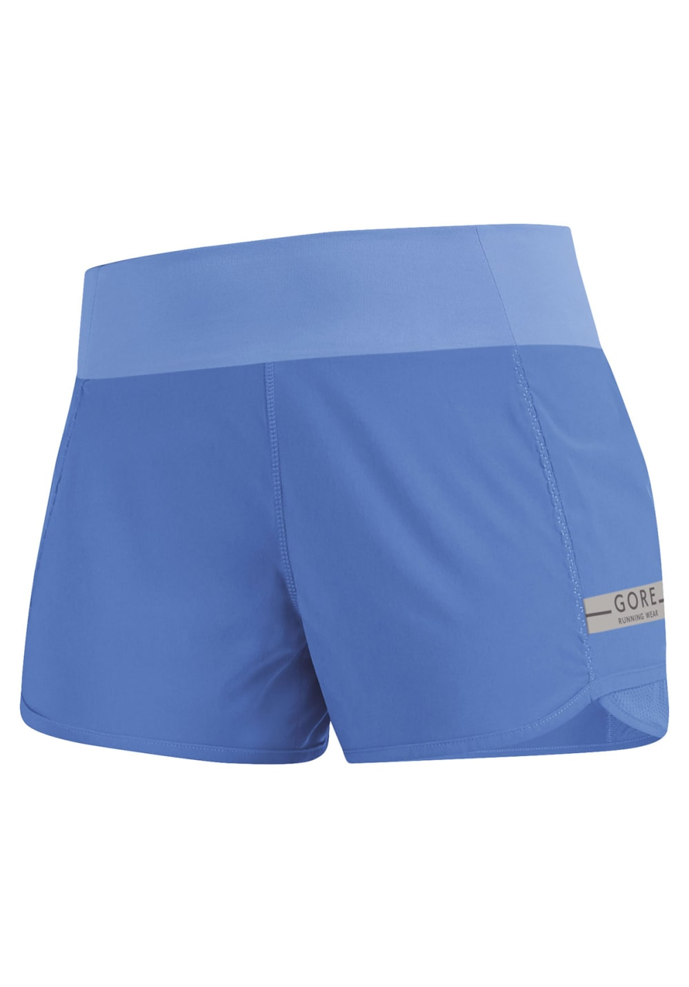 Mujer Gore Running Para Azul Wear® Shorts Pantalones De Air Yvfb6gyI7