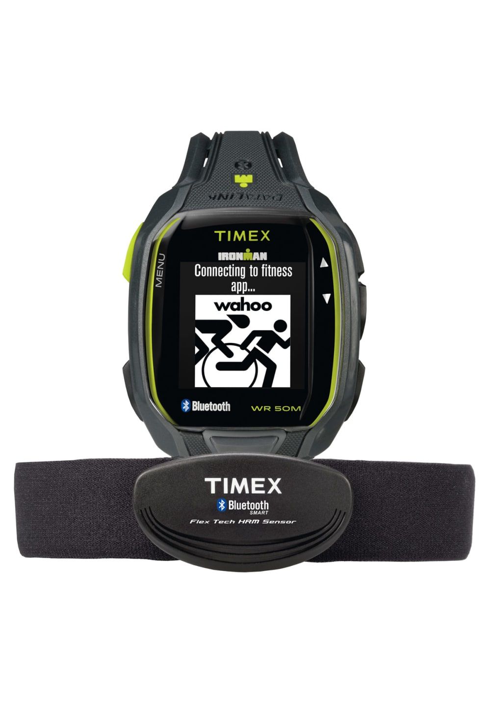 Timex Timex Ironman Run x50+ HRM - Herzfrequenz...