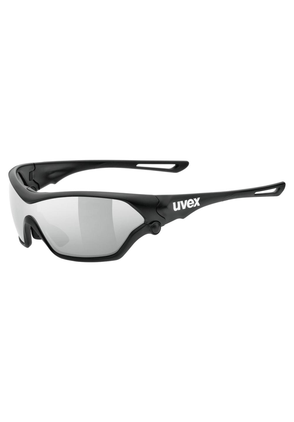 Uvex Sportstyle 705 Sportbrillen - Schwarz, Gr. One Size