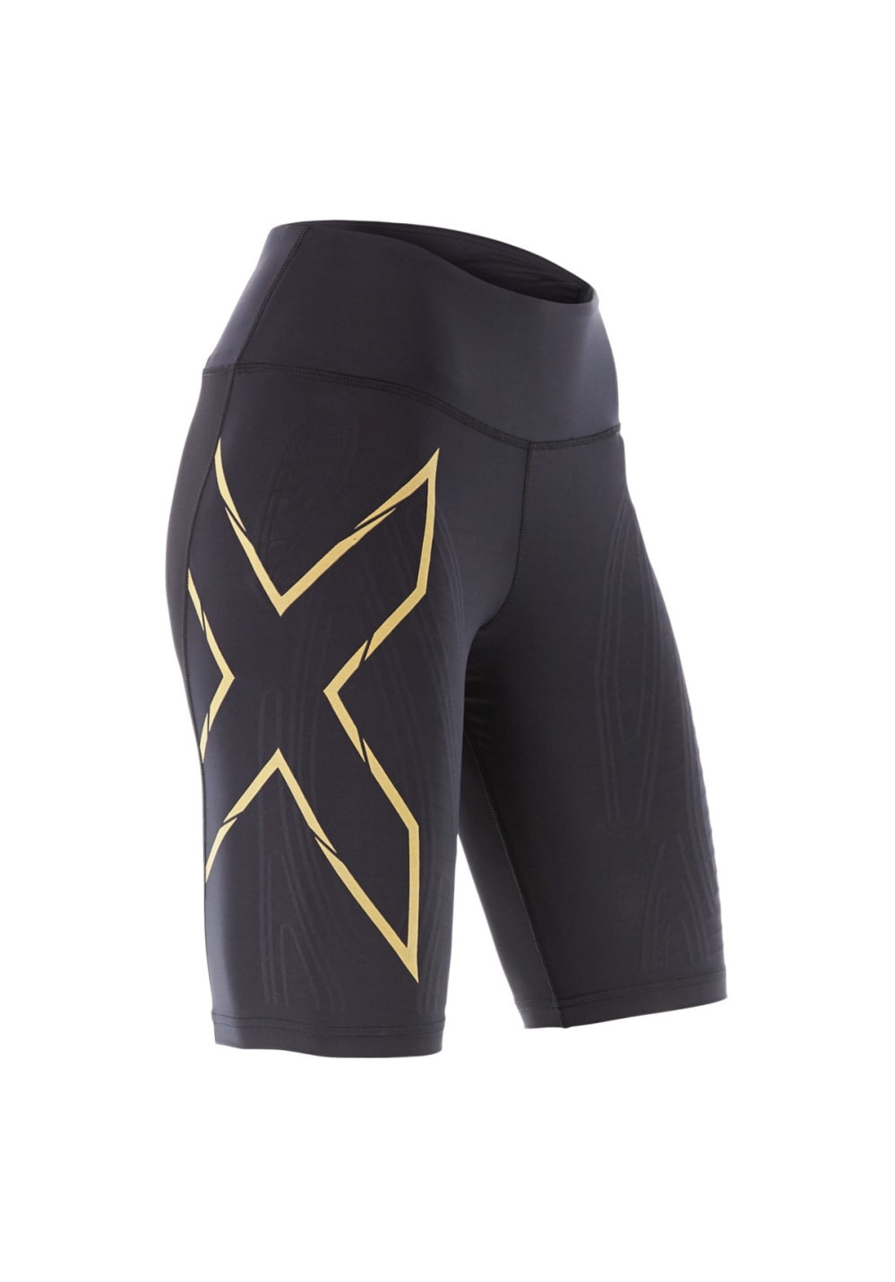 2XU Elite MCS Run Compression Short - Kompression für Damen - Schwarz