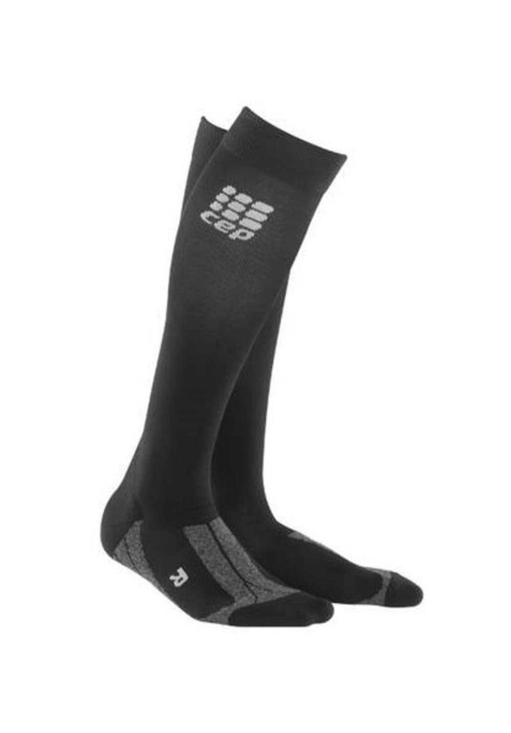 CEP Recovery Compression Socks - Kompression für Damen - Schwarz