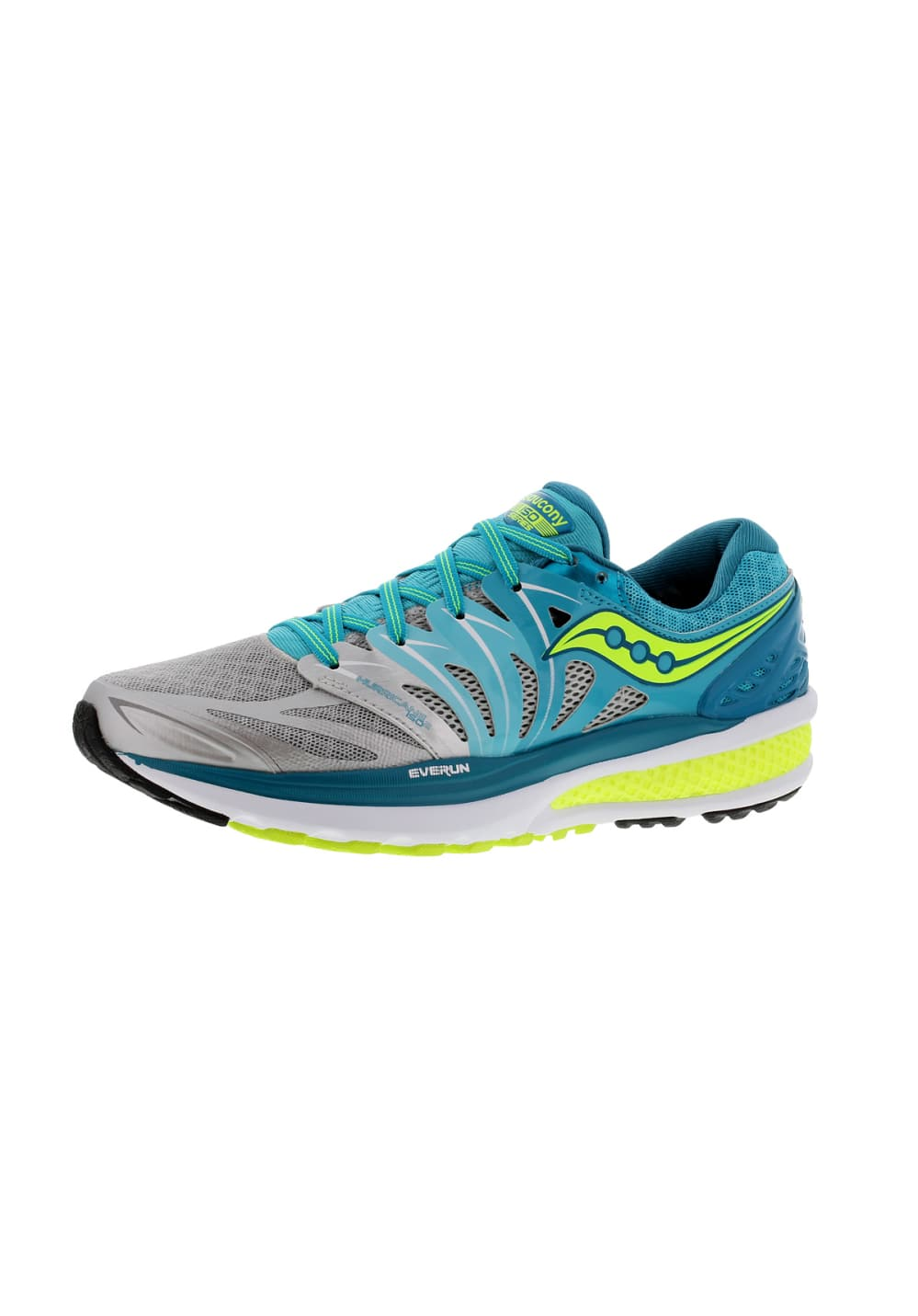 a27ca4bc Saucony Hurricane Iso 2 - Running shoes for Women - Blue