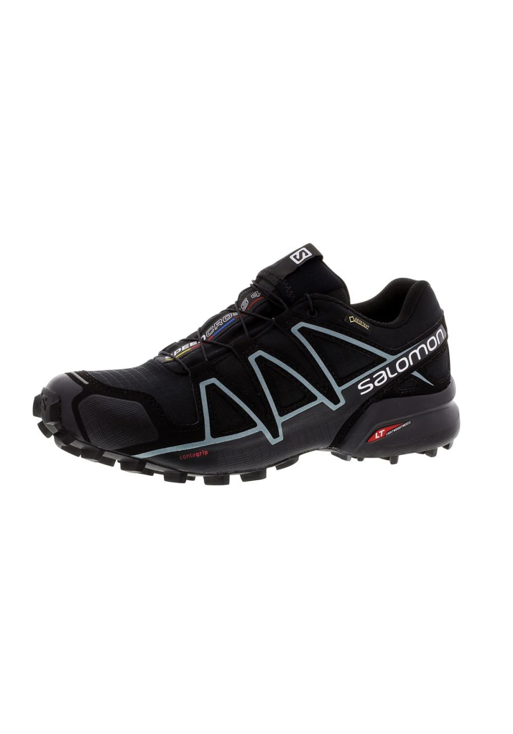 d0c480427c5 Salomon Speedcross 4 GTX - Running shoes for Women - Black | 21RUN