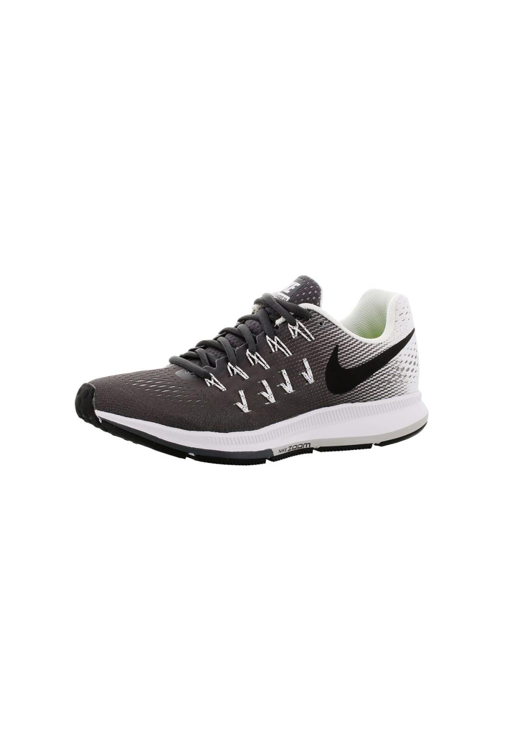 Nike Air Zoom Pegasus 33 - Zapatillas de running para Mujer - Gris ... 1d2c814b31232
