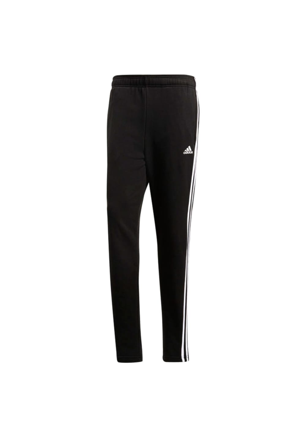 adidas Essentials 3S Tapered French Terry Pant Running trousers for Men Black