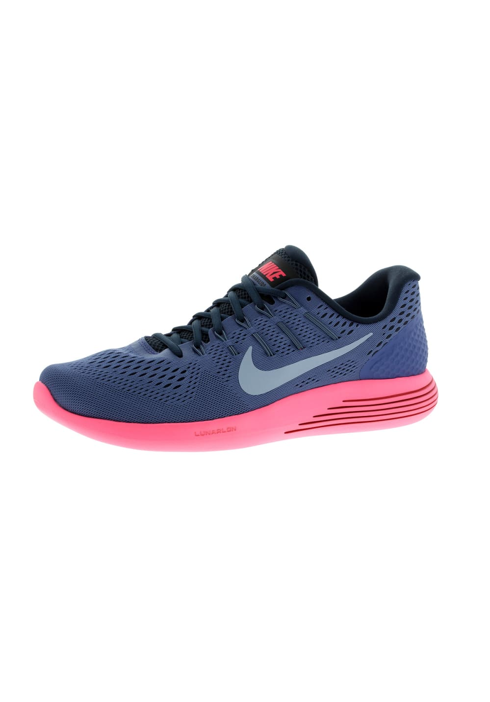 grossiste 89040 d9ad4 Nike Lunarglide 8 - Running shoes for Women - Blue