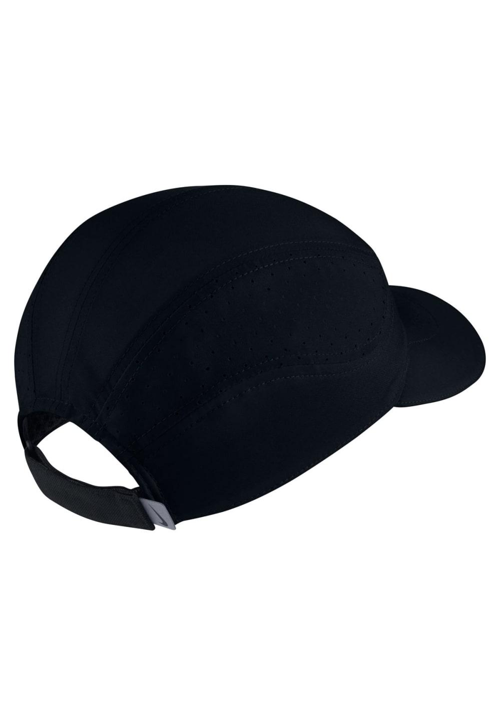 157b3564aa9c9 Nike Aerobill Running Cap - Headdress for Women - Black
