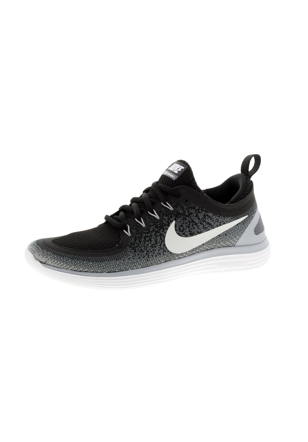 Nike Free RN Distance 2 - Running shoes for Women - Black  4a348ab6d6858