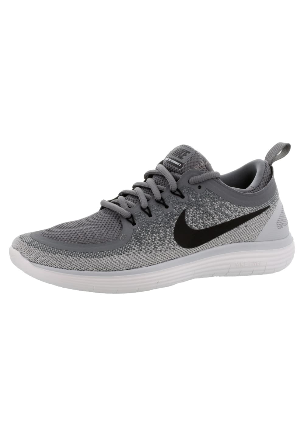 e2c427ba2ab1 Nike Free RN Distance 2 - Running shoes for Women - Grey