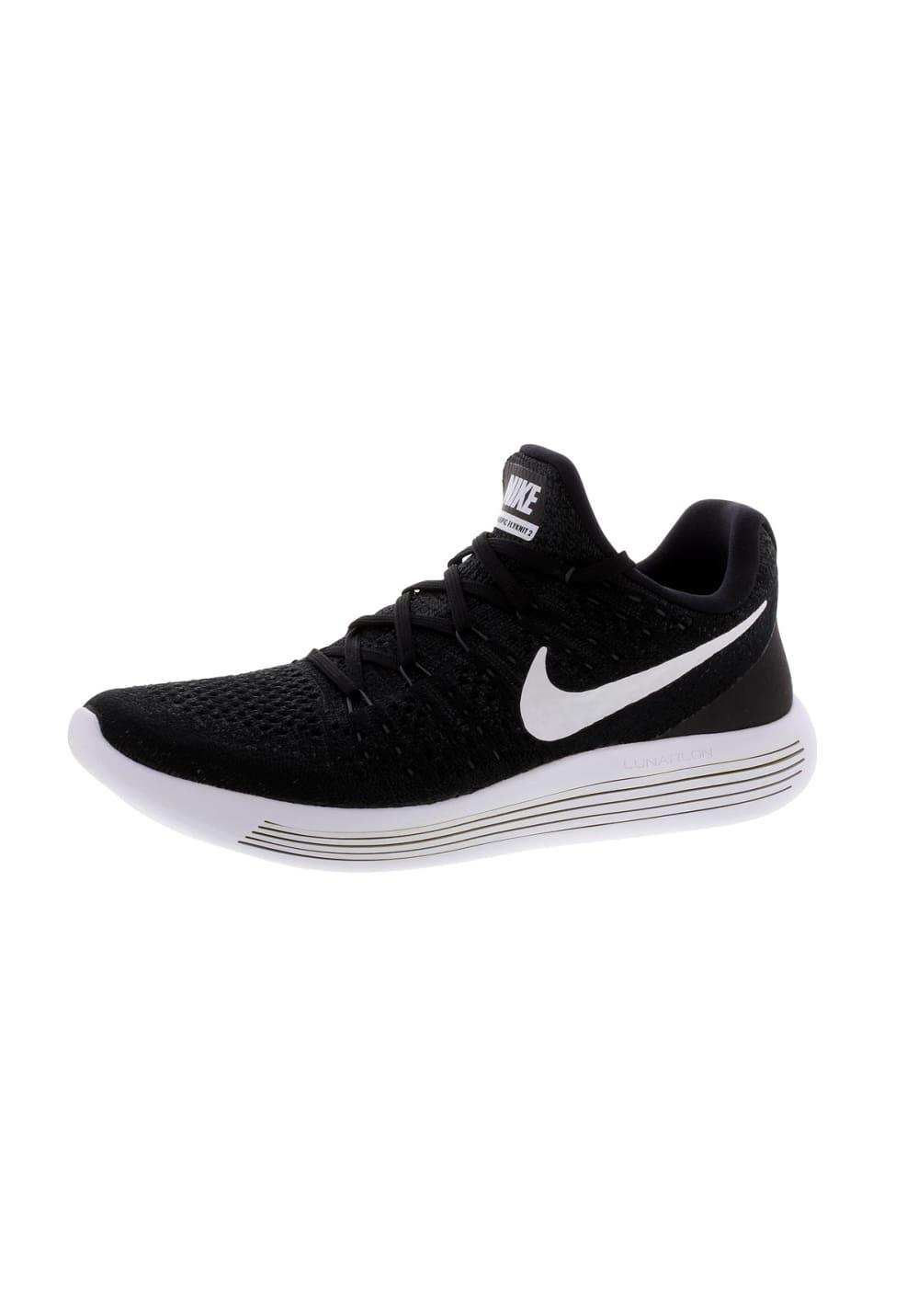 Nike Lunarepic Low Flyknit 2 - Laufschuhe für Damen - Schwarz