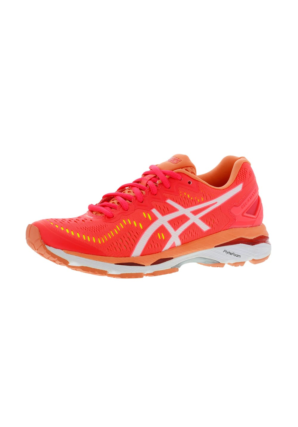 hot sale online 975c8 1a8aa ASICS GEL-Kayano 23 - Running shoes for Women - Red
