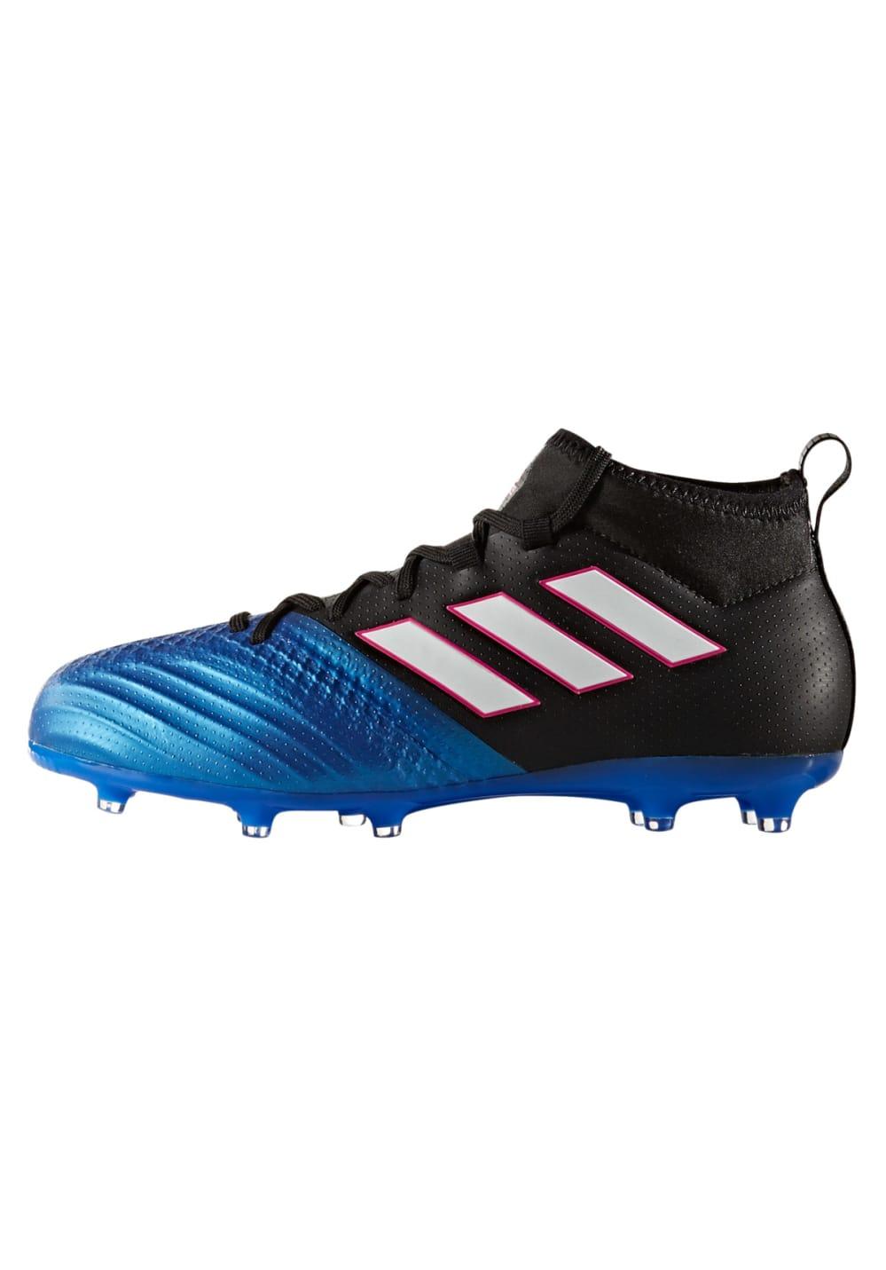 new concept c9065 c0103 adidas ACE 17.1 FG J - Football Shoes - Blue