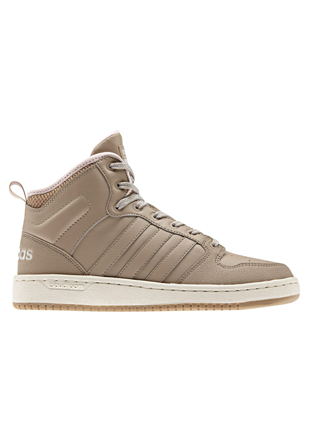 85db78ed65 ... Cloudfoam Hoops Winter Mid - Sneaker for Women - Brown. Back to  Overview. 1  2  3  4. Previous. Next