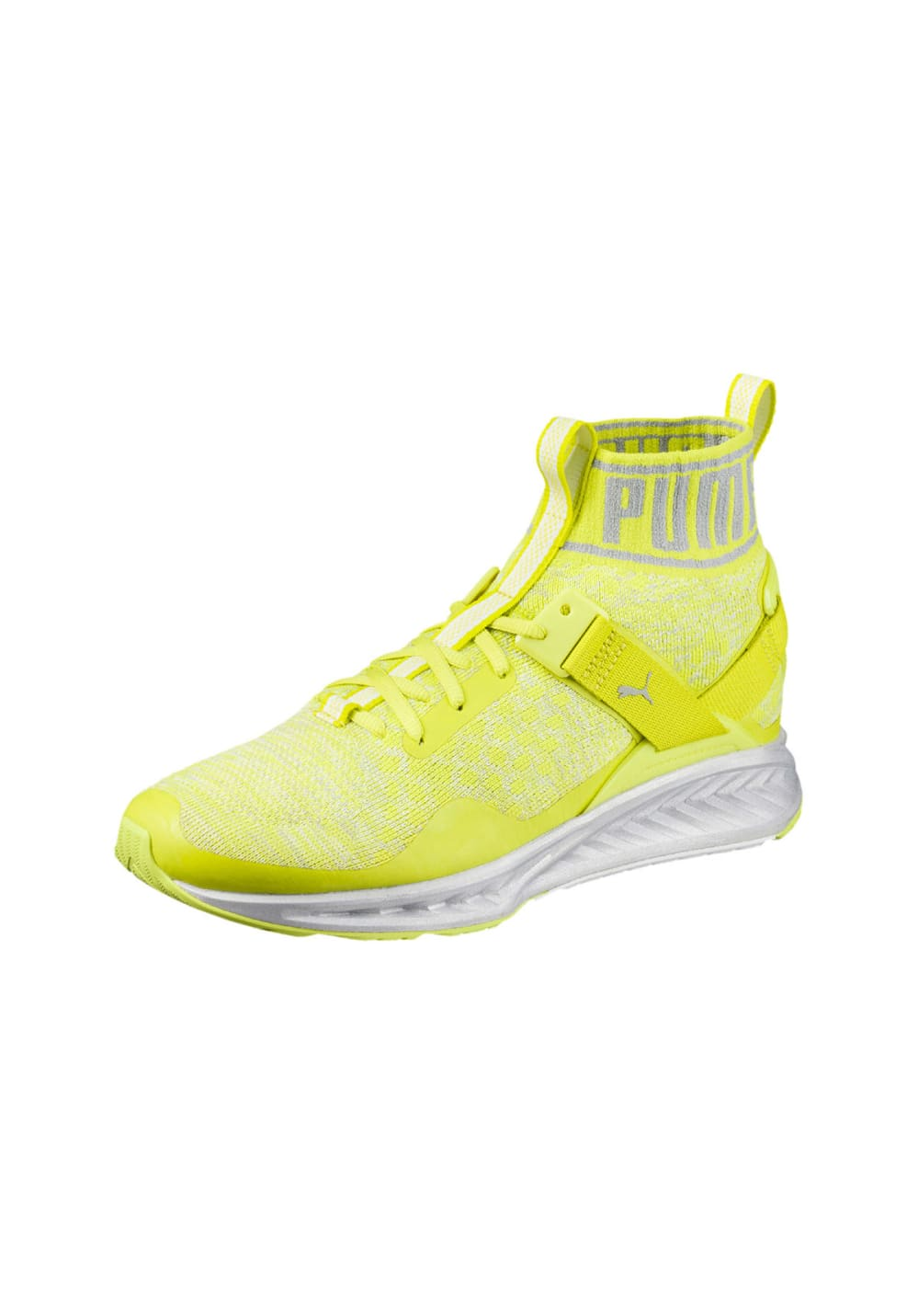 best website 14a70 f2509 Puma IGNITE evoKNIT NC - Running shoes for Men - Yellow