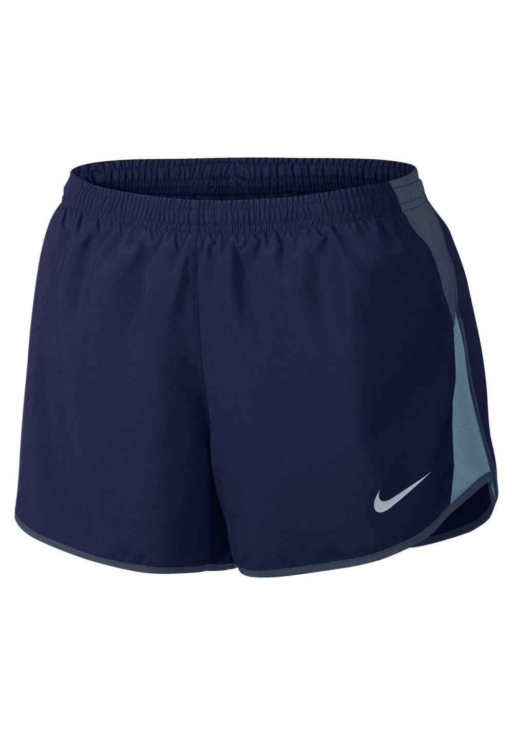 info pour 32e38 dc60a Nike Dry Running Short - Pantalons course pour Femme - Bleu