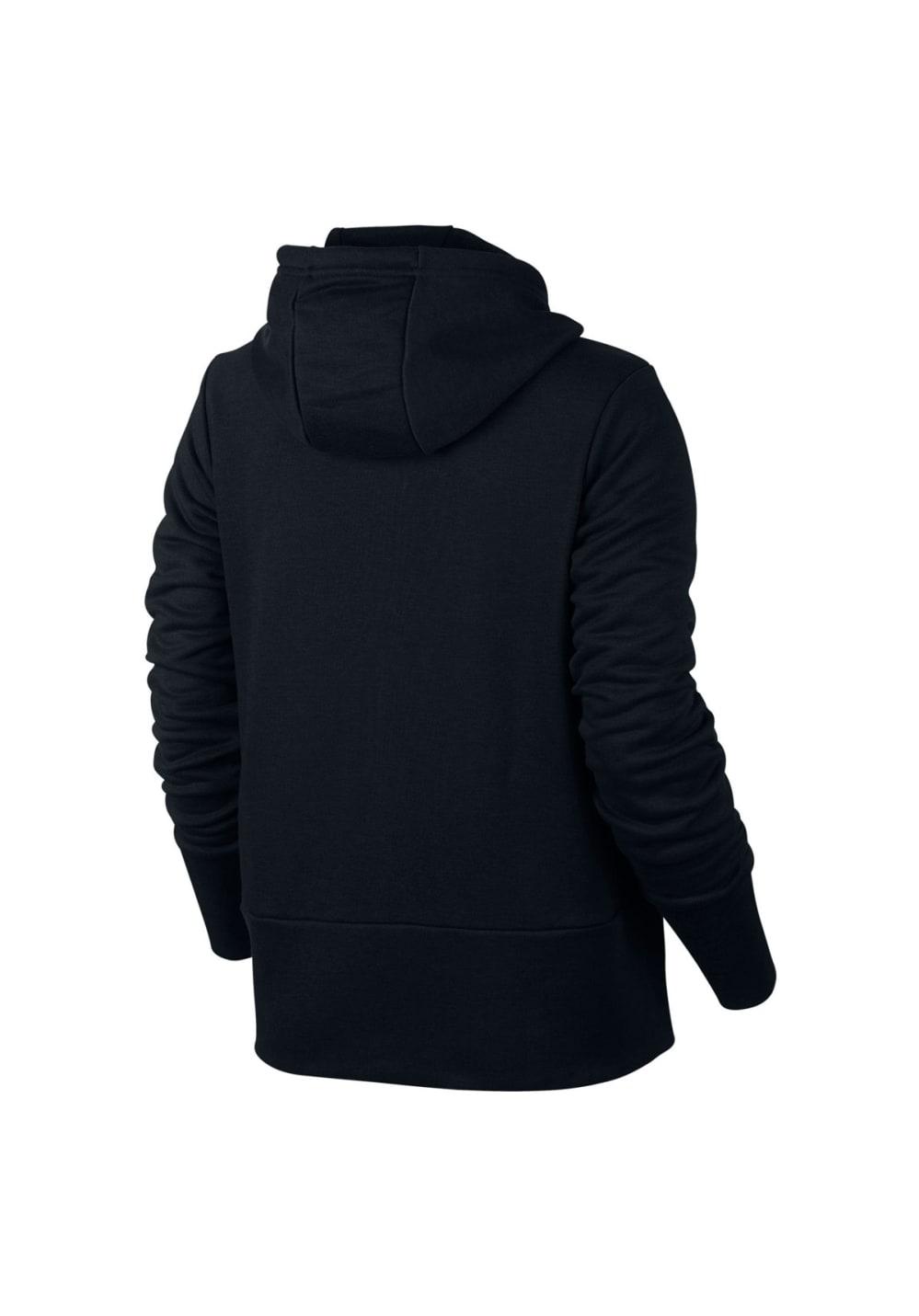 Nike Dry Training Hoodie Sweatshirts & Hoodies für Damen Schwarz