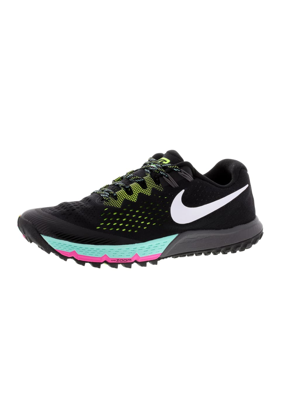 new product 7812a d89fe Nike Air Zoom Terra Kiger 4 - Running shoes for Men - Black